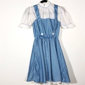 Dorothy Costume Women's Size Small One Piece